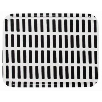 43x33cm - Blanc / Noir -...
