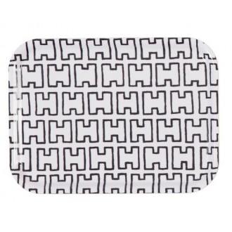 27x20cm - White / Grey -...