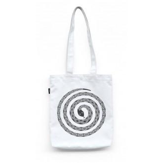 Graphic Bag - Snake