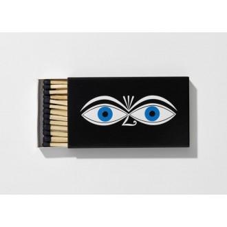 Eyes - matchboxes