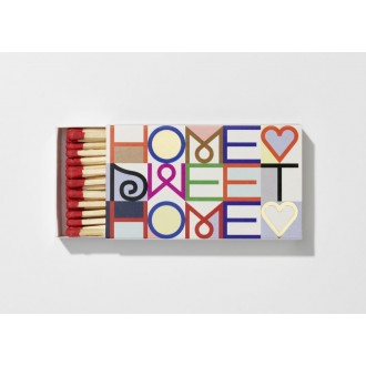 Home Sweet Home - matchboxes
