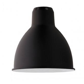 black round L - shade