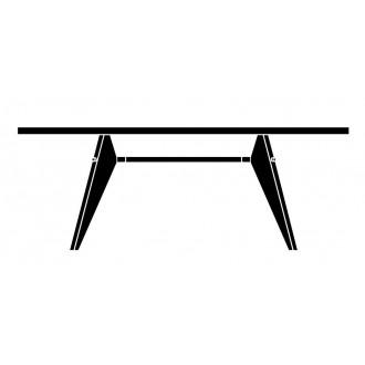 plateau HPL - Table EM