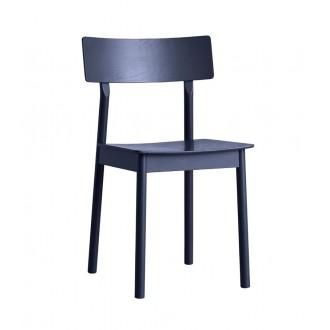 dark blue oak - Pause chair