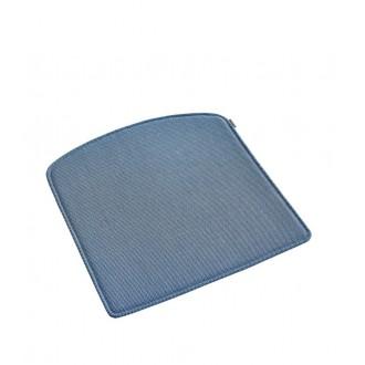 blue - seat cushion - Pause...