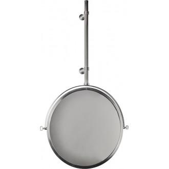 nickel brossé - miroir MbE