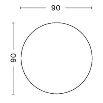 Ø90cm - Loop Stand High...