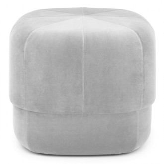 small - beige - Circus pouf