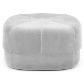 large - beige - pouf Circus