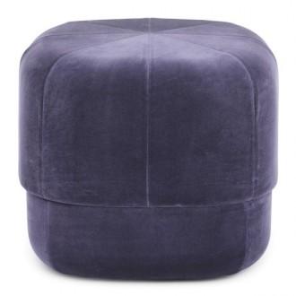 petit - violet - pouf Circus