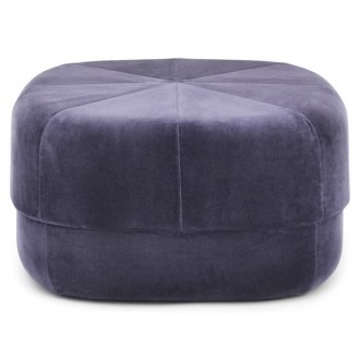 large - violet - pouf Circus