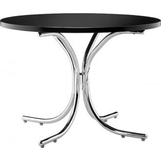 black - MDF - Modular table