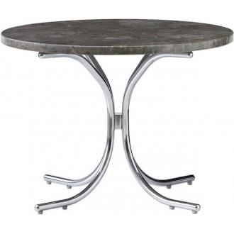brown - marble - Modular table