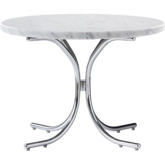 blanc - marbre - table Modular
