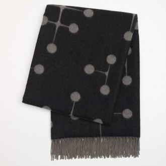 noir - Eames Wool Blanket
