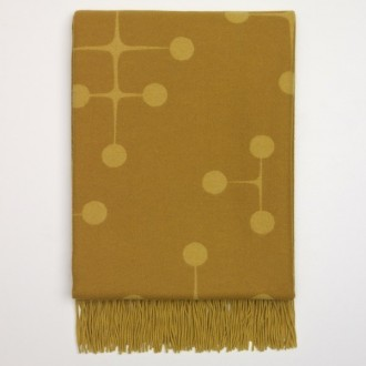 moutarde - Eames Wool Blanket