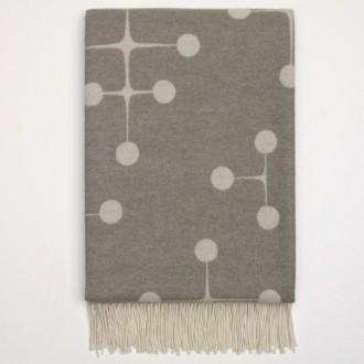 taupe - Eames Wool Blanket