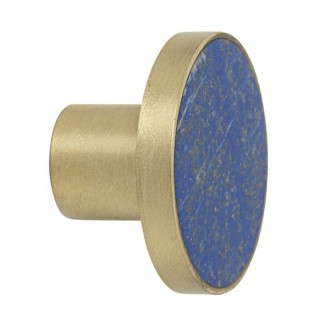 L - blue lapis lazuli /...