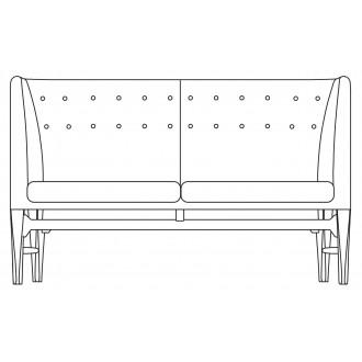 2 places - sofa Mayor - AJ6