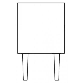wooden legs - Credenza CH825