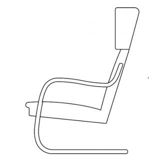 401 armchair