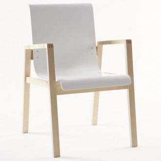 white - 403 armchair