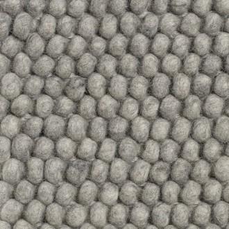 140x200cm - gris moyen -...