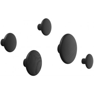 black - 5 x The Dots