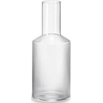clear Ripple carafe