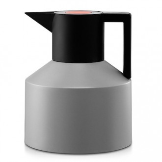 Grey - Geo vacuum jug 1L