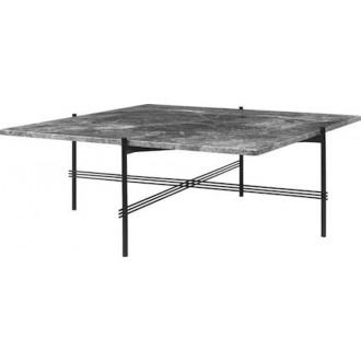 105x105x40cm - grey marble...