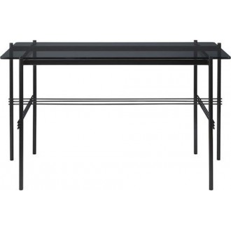 black glass - TS desk