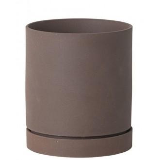 medium - rust - Sekki pot