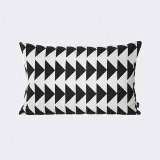 60x40cm - Black Arrow cushion