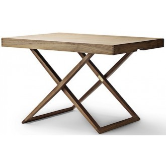 noyer huilé - Folding Table