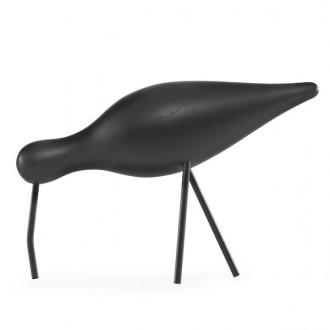 L - black/black - Shorebird
