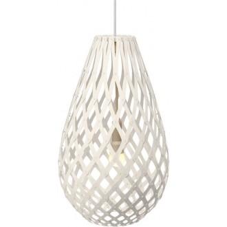 white - Koura pendant