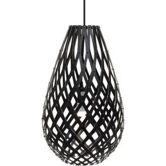 noir - suspension Koura
