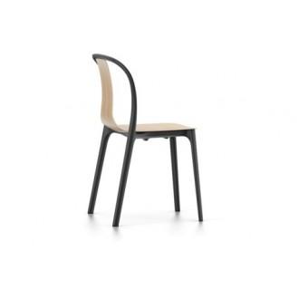 Belleville - chaise bois -...