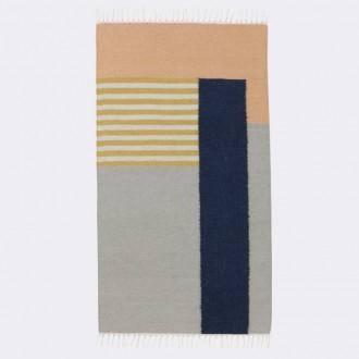 80x140cm - White Lines - Petit