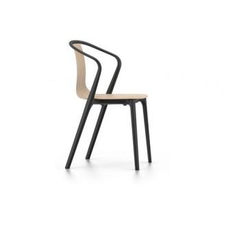 Belleville - fauteuil bois...