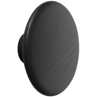 XS Ø6,5 cm - black - The Dots