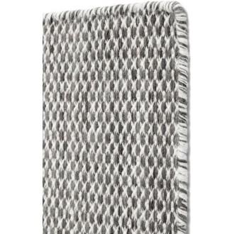 170x240cm - grey - Moiré...