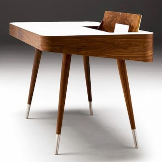 walnut - Point desk