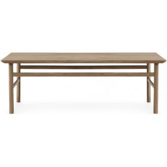 chêne - 120x70 cm - table...