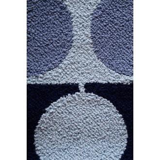 175x175 cm - blue/navy -...