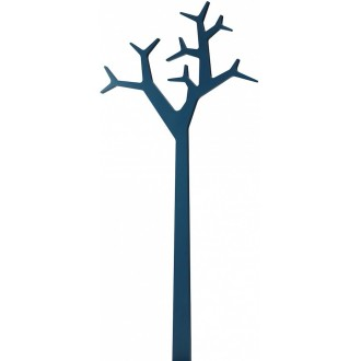 134cm - blue - Tree wall