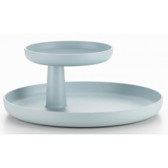 gris bleuté - Rotary Tray