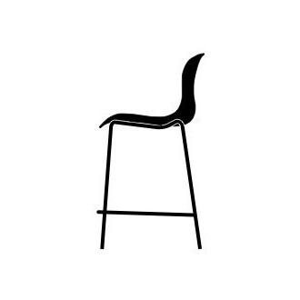 without armrests - Nap bar...