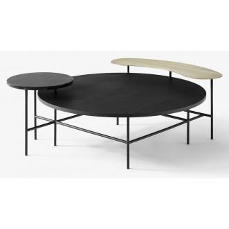JH25 - frêne noir - table...